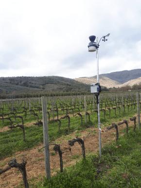 AgroMeteo GPRS- und Funkstation 2,4Ghz in Basis-/Standard-/Top-Konfiguration