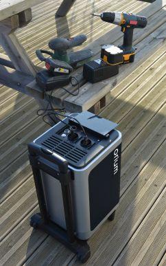 Station d'énergie portative IZYWATT 2570