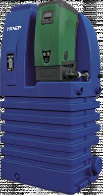 Station de séparation d'eau potable DEA 5 avec réservoir de 60l