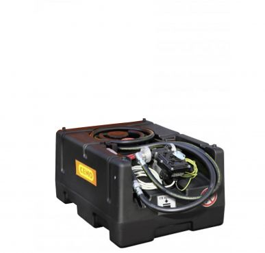 Station KS Easy Mobil 120, pompe électrique 12 V avec capot