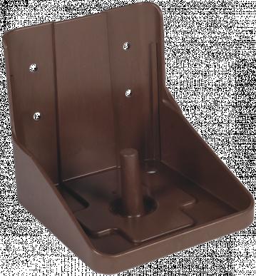 Lecksteinhalter für runde und eckige Salzlecksteine bis max. 10kg