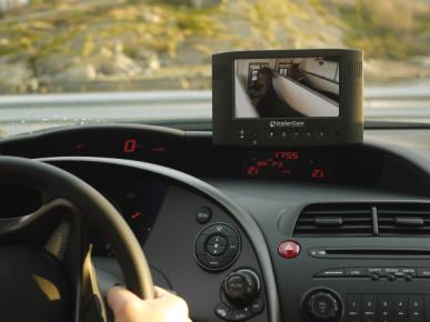 """Support véhicule pour écran LCD 2,5"""""""
