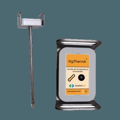 Surveillance fermentation VigiThermik
