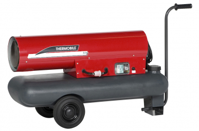 Canon à chaleur mobile au fuel TA 30