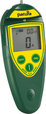 Télécommande pourElectrificateur avec détecteur de pertes intégré
