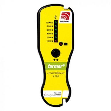 Testeur de clôture farmer 7 LEDs