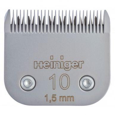 Tète de coupe Saphir 10/1.5mm Heiniger