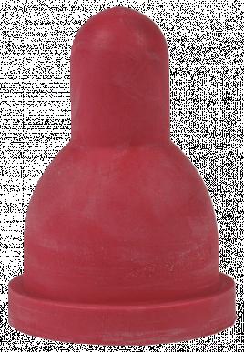 Tétine de remplacement rouge pour réf. Horizont 31705