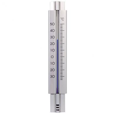 Modernes Aluminium-Thermometer 30 cm