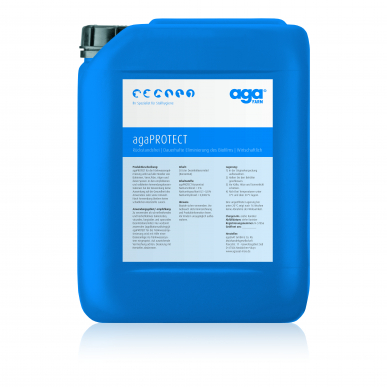 Désinfectant des eaux d'abreuvement agaPROTECT (60 litres)