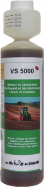Traitement réservoirs et carburants - VS 5000 - traite 1000 litres, 250 ml