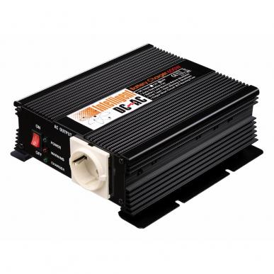 Transformateur 12V/230V batterie de secours