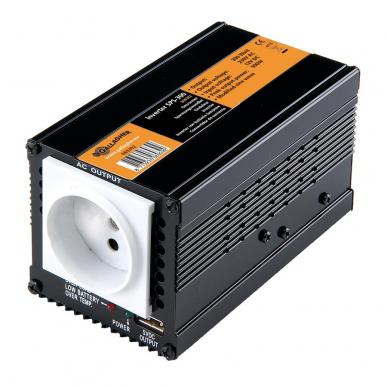 Transformateur 12V/230V permanent/solaire