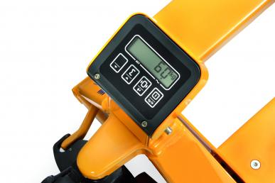 Transpalette  Charge 2000kg - Avec système de pesée