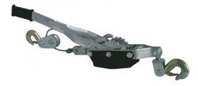 Treuil et palan manuel - supporte jusqu'à 270 kg/ 600 lbs