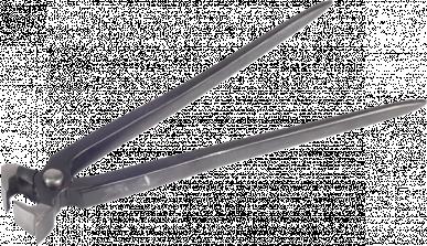 Tricoise à talon (30cm)
