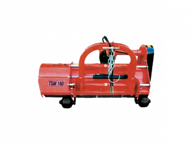 Trinciatrice Spostabile Idraulica - TSP 160