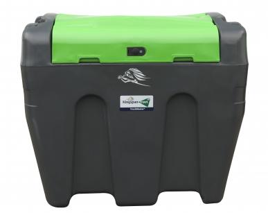 Cuve de transport Gasoil / GNR - TruckMaster® - 900L - pompe 12V - 50L/min - TM 900