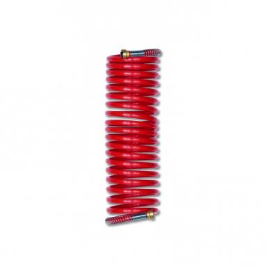 Tuyau d'air comprimé à spirale 15m