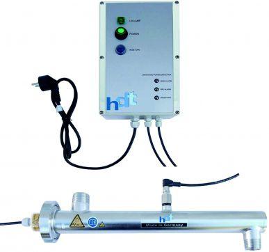 Système UV-C P 1000 - 1,5 m³/h