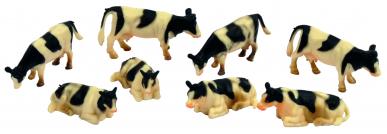 8 Vaches KIDS GLOBE 571878 1:87