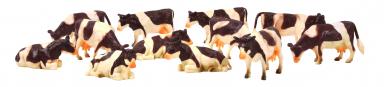 12 Vaches Montbéliardes KIDS GLOBE 571968 1:32