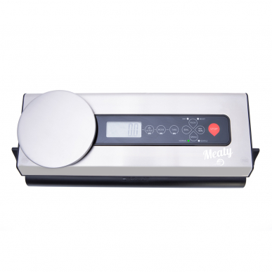 Vakuummaschine homeVac 8 mit integrierter Waage