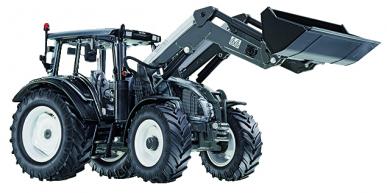 Tracteur VALTRA N123 avec Chargeur 1:32