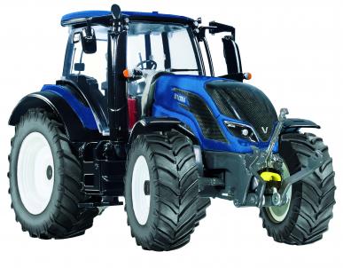 Tracteur VALTRA T214 avec relevage avant 1:32