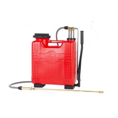 Pulvérisateur à dos avec pompe en acier inoxydable - Venere 12L