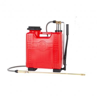 Pulvérisateur à dos avec pompe en acier inoxydable - Venere 16L