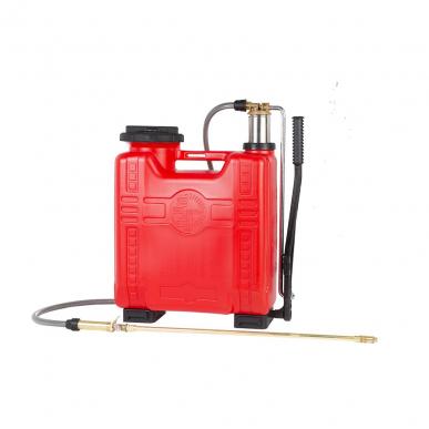 Pulvérisateur à dos avec pompe en acier inoxydable - Venere 20L