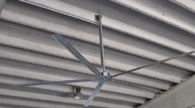 Bauernhof-Ventilator