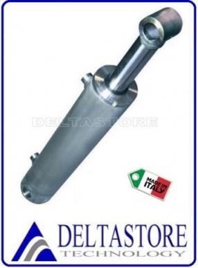 Hydraulikzylinder Doppeleffekt 8.1 Tonne. Kolbensplitter