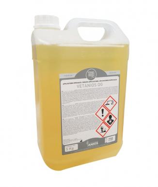 Désinfectant bâtiment d'élevage Vetanios qg - 4 bidons de 5 litres avec 2 pompes de 20mL