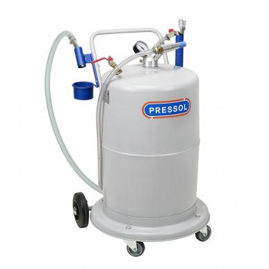 Venturi-Altölabsauggerät-75 l fahrbar