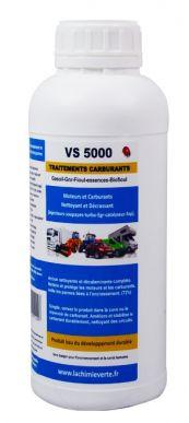 VS5000 TRAITEMENT MOTEUR VÉHICULE AGRICOLE ADDITIF GNR MULTIFONCTIONNEL 1L