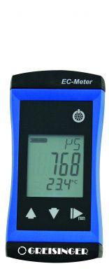 Wasseranalyse Set: pH und Leitfähigkeit kompakt GMH1000