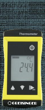 Wasserdichtes Alarmthermometer mit Tauchfühler G1710