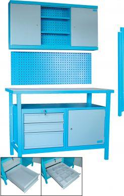 Werkbank-Set 3-tlg.