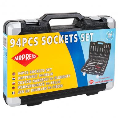 Werkzeugkoffer 94-teilig