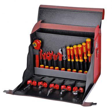 Werkzeugkoffer SAFETY 35-tlg.