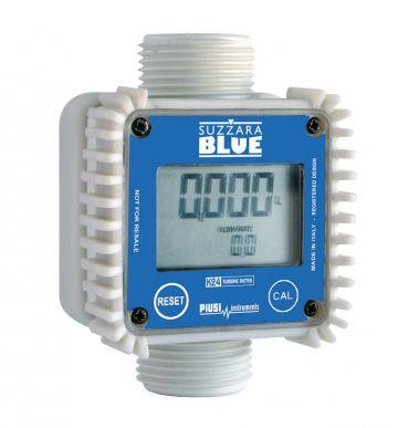 """Zählwerk K24 für Harnstoff (AUS 32, AdBlue) max. Durchfluss 5-120 l/min, incl. Adapter 1"""" iG"""
