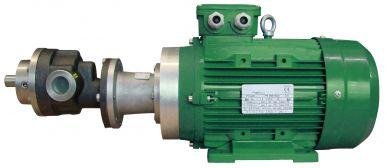 Zahnradpumpe Type G, 400 V VISCOSTAR 2000-A max. Fördermenge (l) 31 l/min, 15 bar