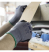 12 Handschuhe in Endlosfaser mit Nitrilbeschichtung und Abschleifschutz