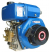 Moteur Diesel 10Hp E-START Arbre Conique 23 Mm Lombardini, Acme, Ruggerini, Intermotor