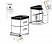 Antivol GPS + Station météo connectés +2x barres pèse palette (2 à 5 ruches)