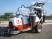 Atomiseur traîné AGR TRIS  a tre diffusori