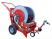 Chariot d'irrigation 70 m tuyau PE LEADER 32