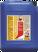 Produit désinfectant pour les étables, les surfaces et les cuves de rinçage - Klaucid 10L